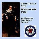 Gustav Adolfs Page   Conrad Ferdinand Meyer