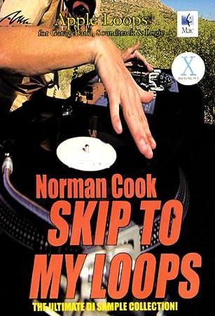 MEDIA GROUP, INC. Apple Loops: Norman Cook Skip To My Loops ( Macintosh )