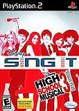 Disney Interactive Distri Disney Sing It High School Musical 3 Senior Year-NLA