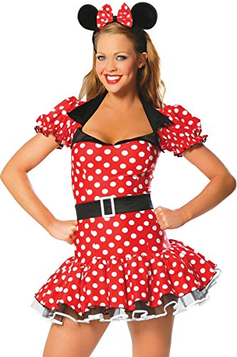 Roma Costume Women's Miss Mouse Sexy Mouse Costumes For Women