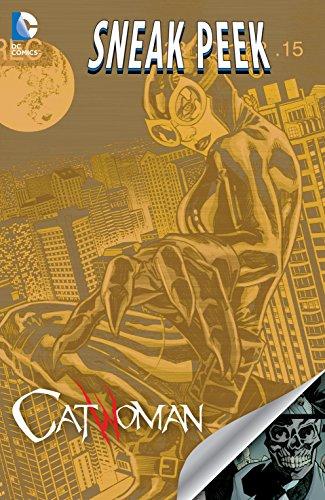 DC Sneak Peek: Catwoman (2015) #1 PDF