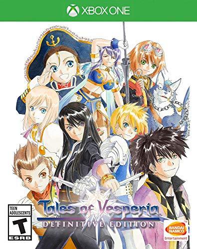Tales of Vesperia - Definitive Edition (輸入版:北米) - XboxOne