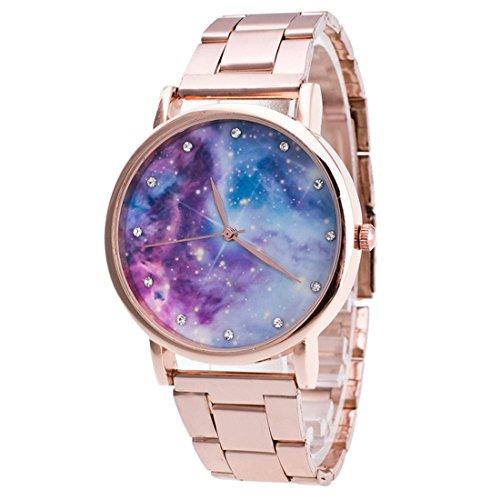souarts-rose-gold-color-steel-band-meteor-pattern-rhinestone-dial-quartz-analog-wrist-watch-25cm