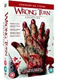 Wrong Turn 1-5 Collection [Reino Unido] [DVD]