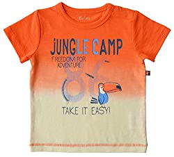 Babeez Baby Boy T-shirt / Tee (100% Cotton) to fit height 68 - 74cms
