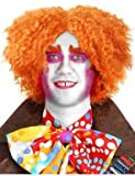 Boys Electric Mad Hater Halloween Costumes Wig