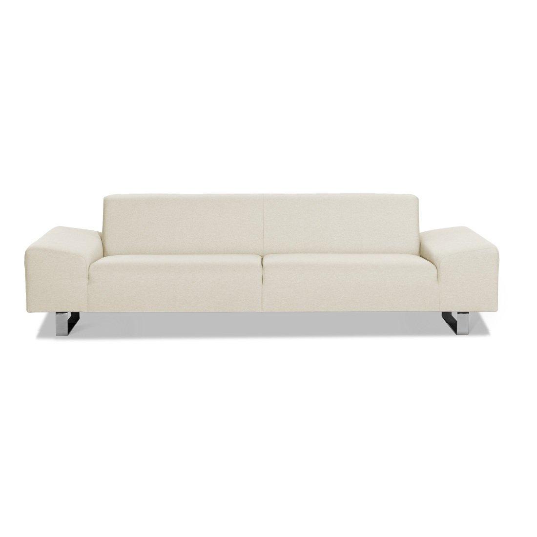 3-Sitzer Sofa Hellbeige Designer Couch Sofa bestellen