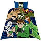 Zap Ben 10 Alien Force Duvet Set, Singleby Bedding Online