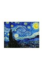 Especial Arte Lienzo Notte Stellata Multicolor