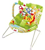 Fisher-Price Baby Bouncer, Rainforest Friends (Discontinued by Manufacturer)