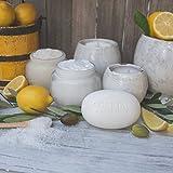 Coastal Salt & Soul Mediterranean citrus blissful body butter, 1.4 Pound