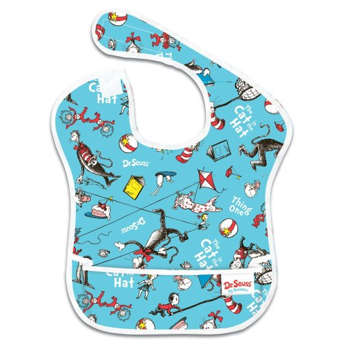 Bumkins Superbib, Dr. Seuss Cat In The Hat