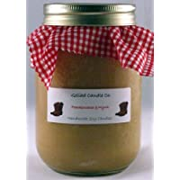 Frankincense & Myrrh 16oz Hand Poured Soy Candle