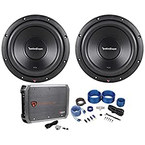 package 2 rockford fosgate prime r2d4 10 10 quot dual 4 ohm car audio subwoofers