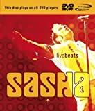 Sasha Livebeats + 2 Videos (Here She Comes Again& This Is My Time) (DVD-Audio)