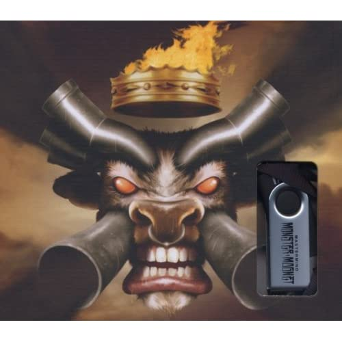 Mastermind-Inc-USB-Stick-Monster-Magnet-Audio-CD