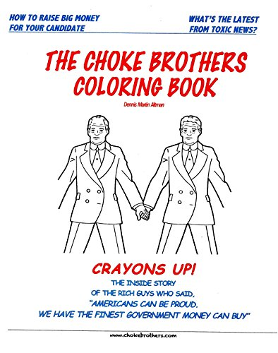 The Choke Brothers Coloring Book
