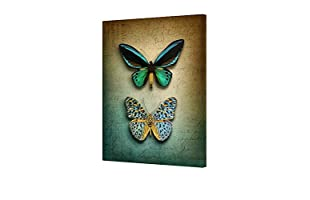 Living in a country house Panel Decorativo Butterfly