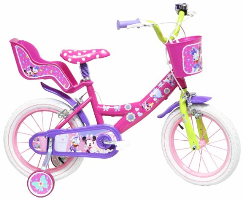 Disney - Bicicletta Minnie, 14""