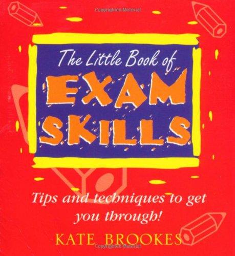 Little Book Of: Little Book Of Exam Skills