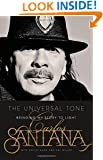 Carlos Santana Signed Autographed book The Universal Tone