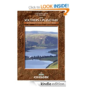 Southern Upland Way (Cicerone Guide) Alan Castle