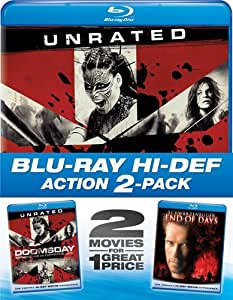 Doomsday / End of Days Blu-ray Value Pack