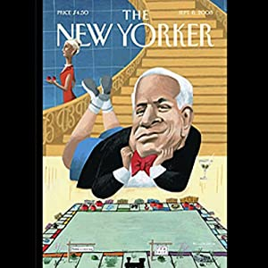 The New Yorker, September 8th, 2008 (Ian Parker, Amy Ozols, James Woods) | [The New Yorker]