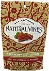 Natural Vines Strawberry Licorice, 8-…