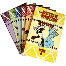 The Devil's Panties Collection: 2001-2011 (Volumes 1-6)