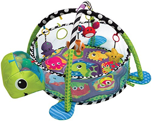 Infantino Grow-With-Me Activity Gym And Ball Pit front-981582