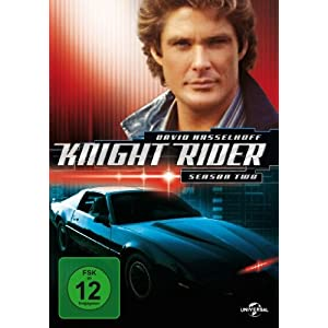 Knight Rider - Season 2 (German Version)