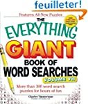 The Everything Giant Book of Word Sea...