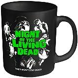Night of the Living Dead (Poster) Tasse