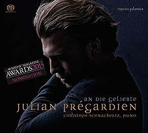 An die Geliebte - Julian Pregardien