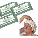 3x EASYBATH Shampoo Caps with Conditioner - No Rinse