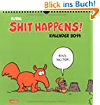 Shit Happens Wandkalender 2014