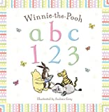 A A Milne Winnie-the-Pooh My First ABC/123 Learning Box