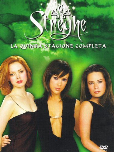 Streghe Stagione 05 [6 DVDs] [IT Import]