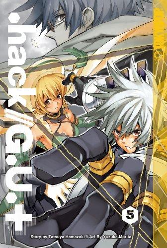 .Hack//G.U.+ Volume 5