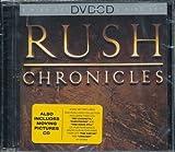 RUSH-CHRONICLES -CD+DVD-