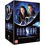 Farscape: The Complete Seasons 1-4 [DVD]