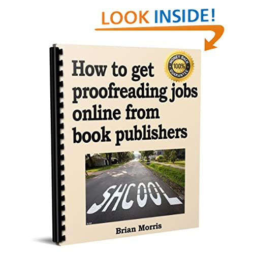 at home jobs proofreading