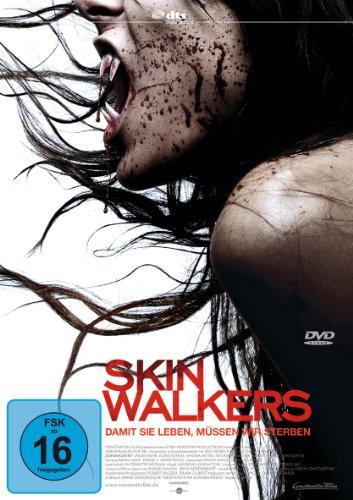 Skinwalkers [Alemania] [DVD]