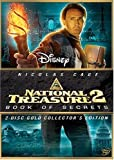 National Treasure 2: Book of Secrets [DVD] [2007] [Region 1] [US Import] [NTSC]