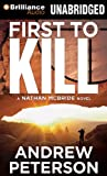 First to Kill (Nathan McBride)