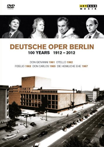 Buy 100 Years 1912-2012 & Deutsche Oper Berlin From amazon