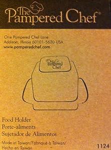 Pampered Chef Food Holder
