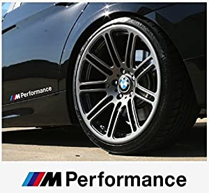 Bmw M Performance Motorsport Side Decal Decal 200 Mm 2 Pcs from SN styling