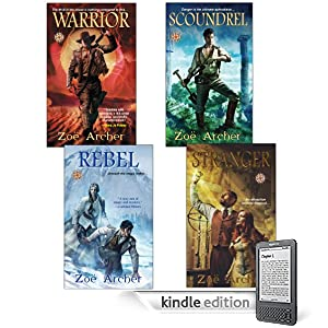 The Blades of the Rose Bundle: Warrior, Scoundrel, Rebel, &amp; Stranger